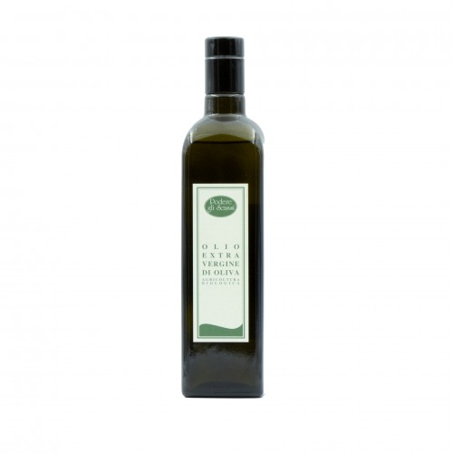 bottle Organic Extra Virgin Olive Oil