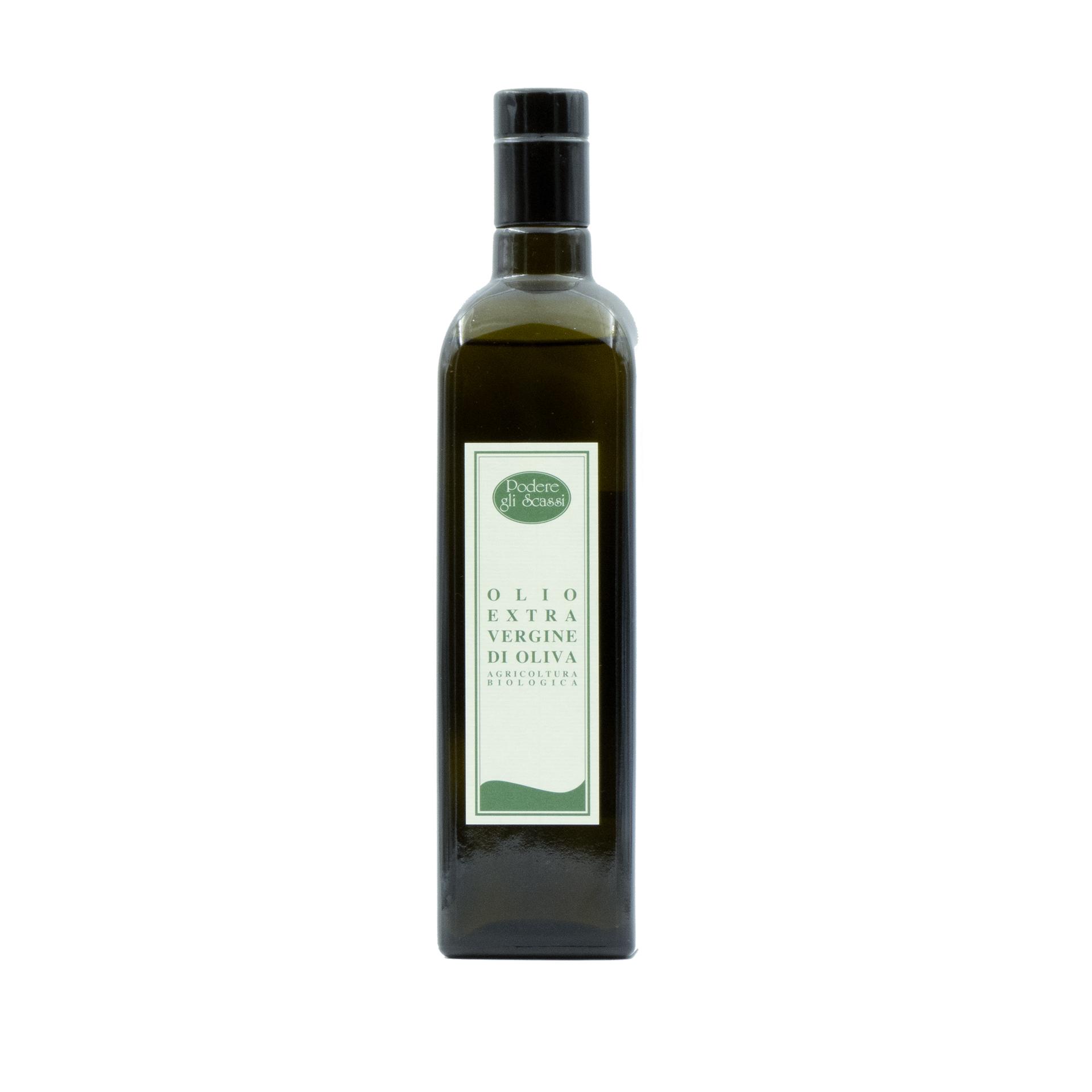 750ml bottle Organic Extra Virgin Olive Oil